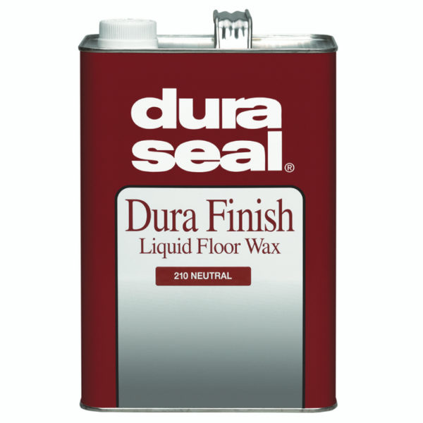 DuraSeal Dura Finish Liquid Floor Wax