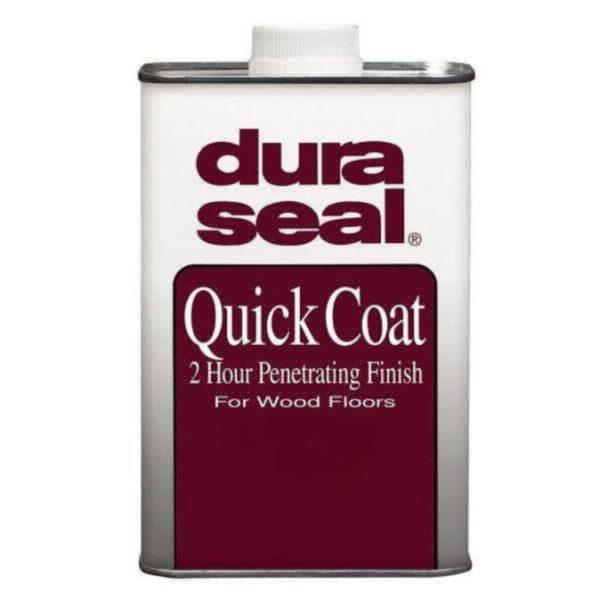 Быстросохнущее масло для деревянного пола DuraSeal Quick Coat 2-hour Penetrating Finish