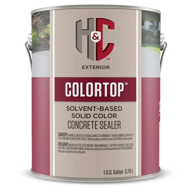 Лак-пропитка для бетона H&C Concrete Sealer Solid Color