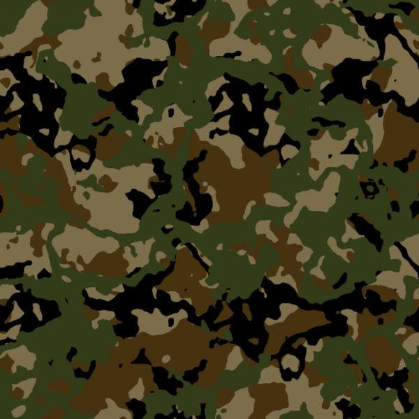 Аэрозольная краска камуфляж Krylon Camouflage
