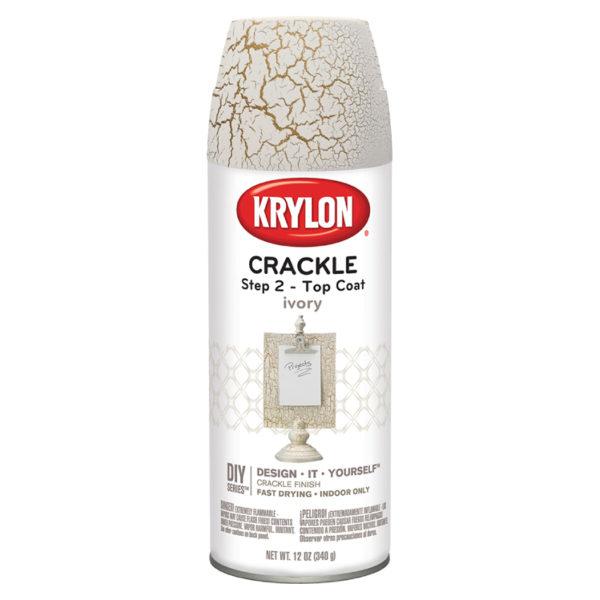 Кракелюр аэрозоль Krylon Crackle Top Coat 8420