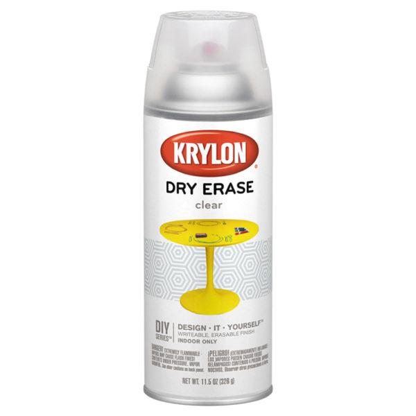Krylon Dry Erase Clear 3940