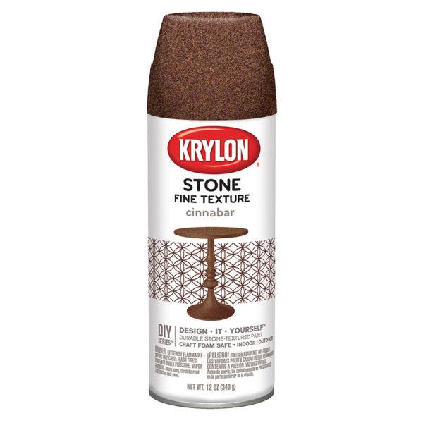 Krylon Stone Fine Texture Cinnabar 3707