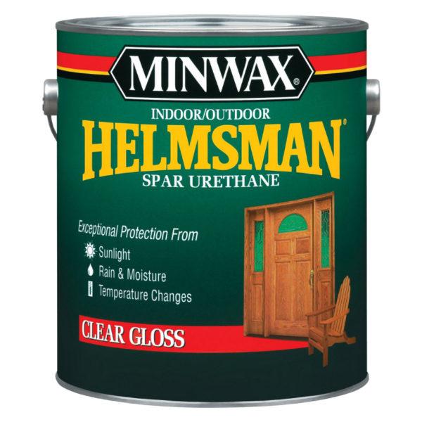 Minwax Helmsman Spar Urethane Gloss