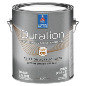 Sherwin-Williams Duration Exterior Flat