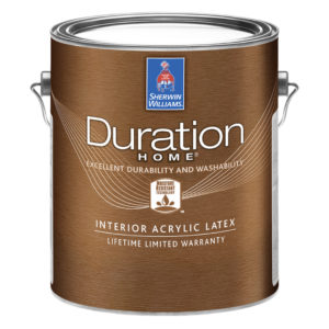 Sherwin-Williams Duration Interior Flat