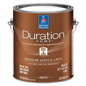 Sherwin-Williams Duration Interior Matte