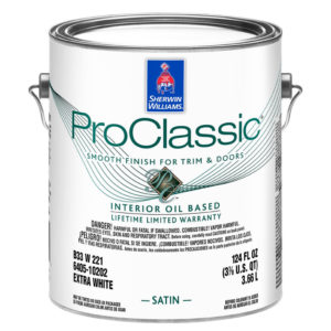 Sherwin-Williams ProClassic Alkyd Enamel