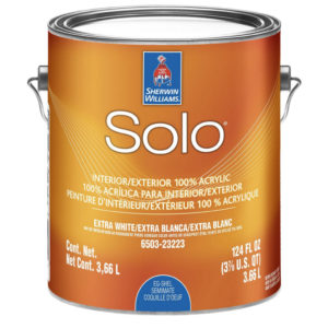 Sherwin-Williams Solo Eg-Shel