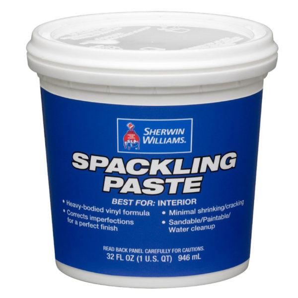 Sherwin-Williams Spackling Paste C50