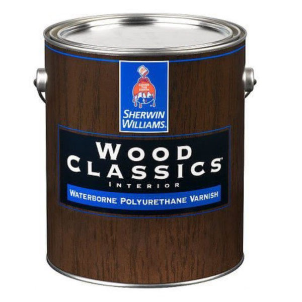 Sherwin-Williams Wood Classics Waterborne Polyurethane Varnish