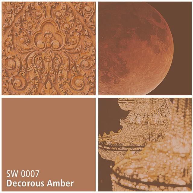 SW 0007 Decorous Amber