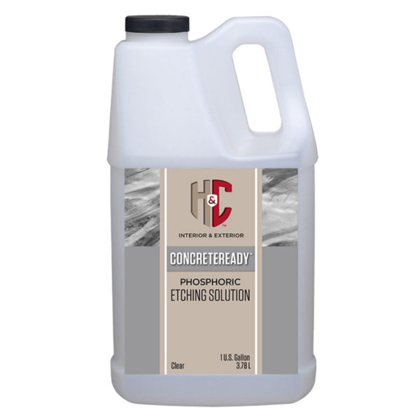 H&C Concreteready Phosphoric Etching Solution