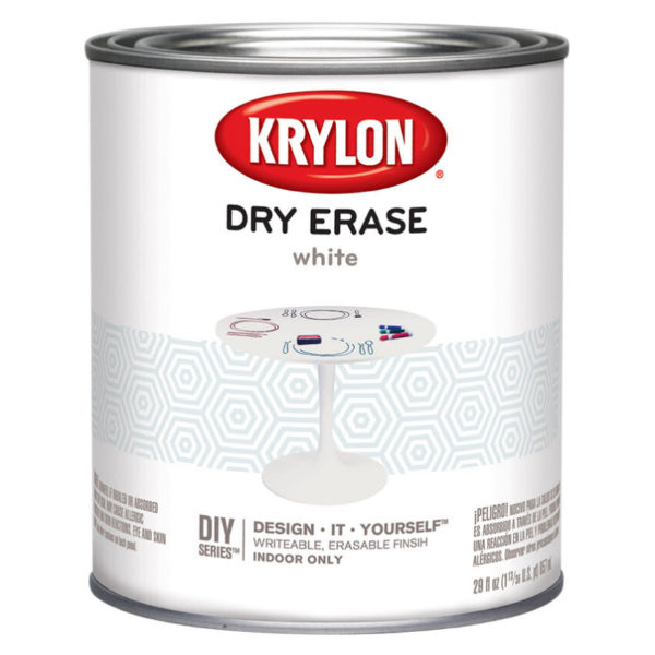 Krylon Dry Erase Brush-On