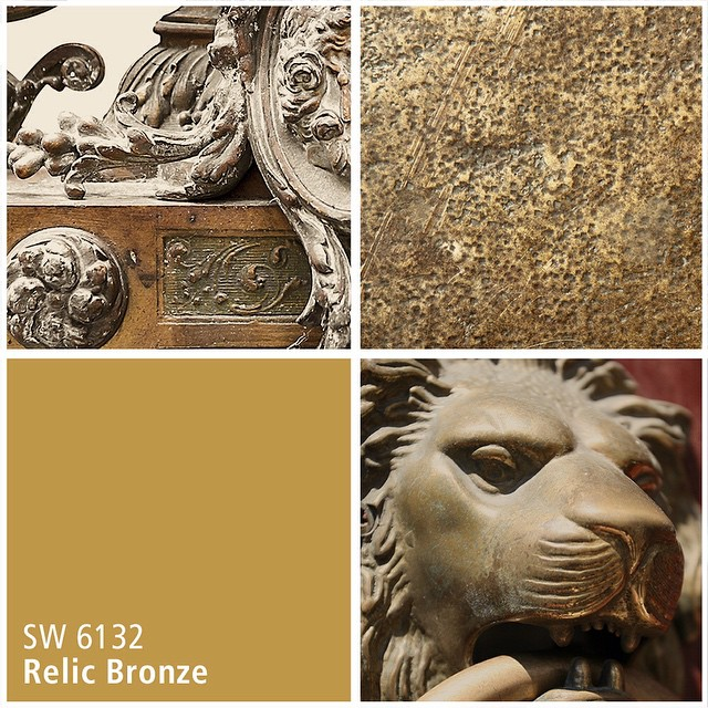 SW 6132 Relic Bronze