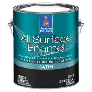 Sherwin-Williams All Surface Enamel Latex