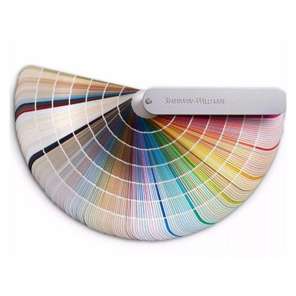 Sherwin-Williams ColorSnap Fan Deck
