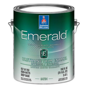 Sherwin-Williams Emerald Urethane Trim Enamel