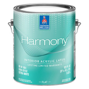 Sherwin-Williams Harmony Interior Acrylic Latex