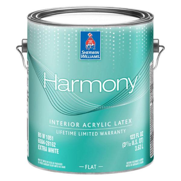 Sherwin-Williams Harmony Interior Acrylic Latex