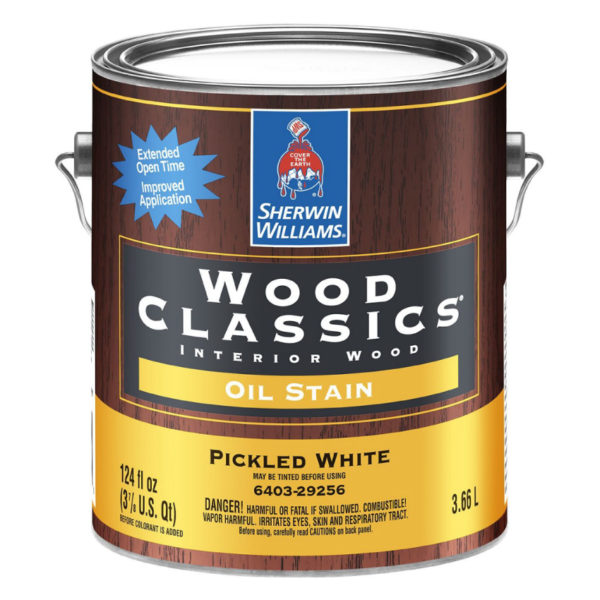 Sherwin-Williams Wood Classics Interior Oil Stain