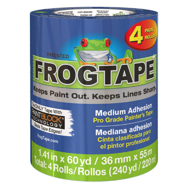 Sherwin-Willias FrogTape Pro Grade Blue Painter's Tape