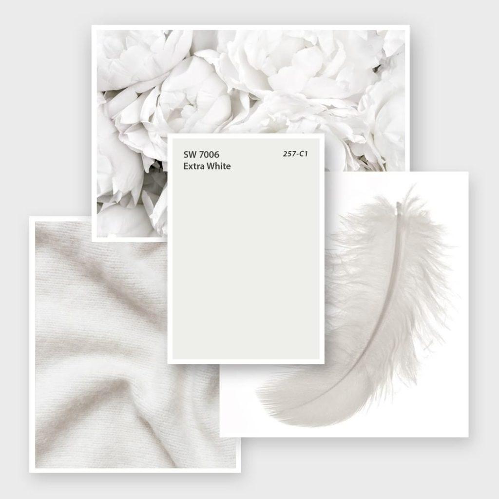 SW 7006 Extra White