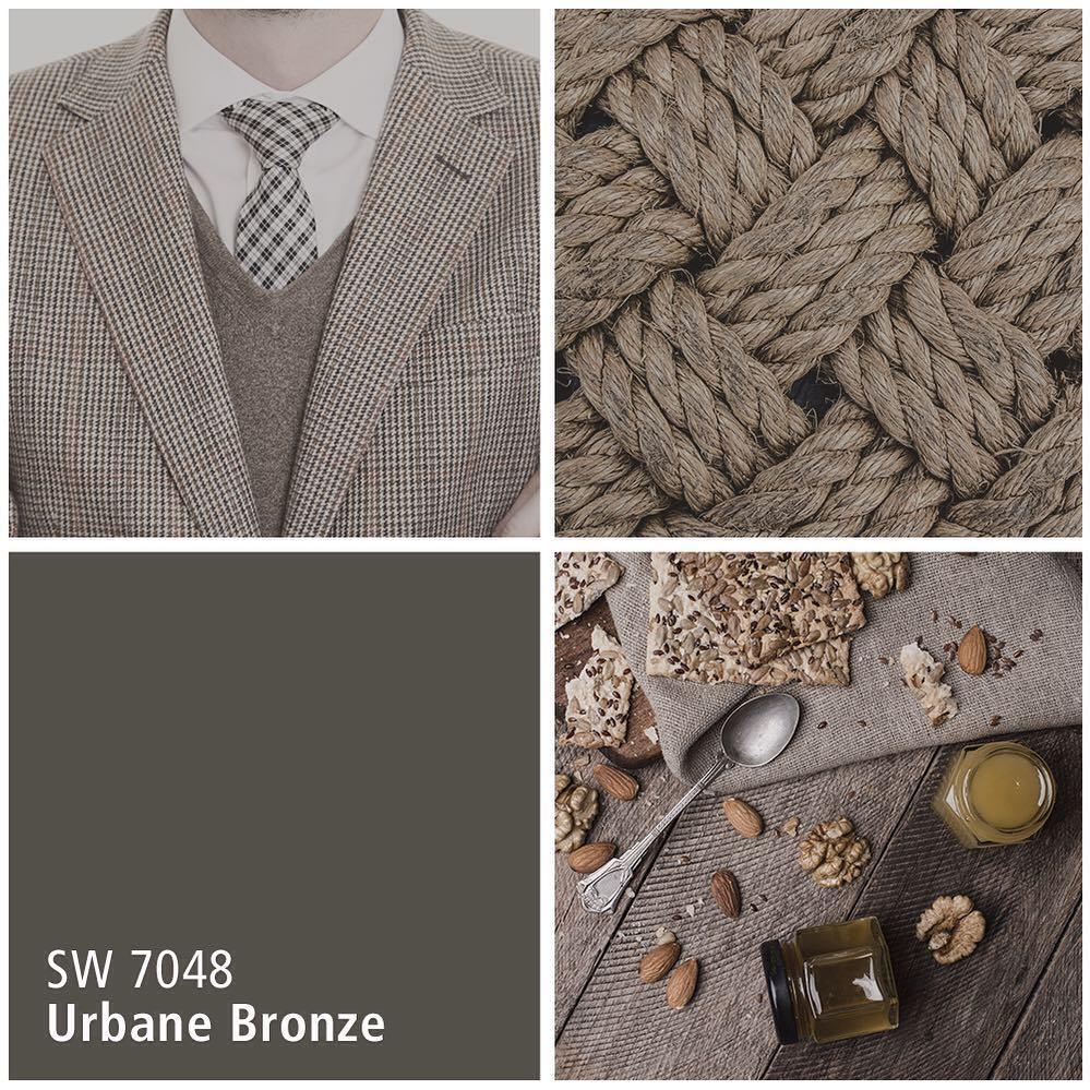 SW 7048 Urbane Bronze