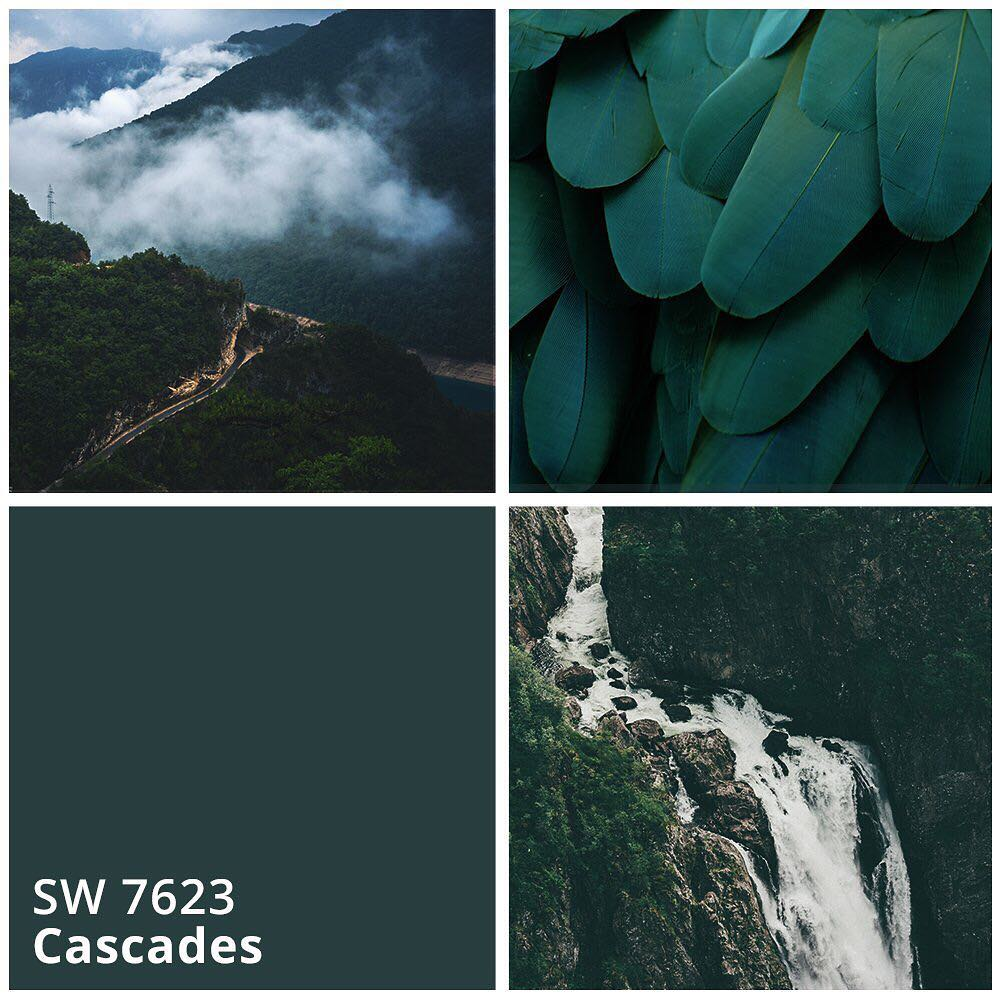 SW 7623 Cascades