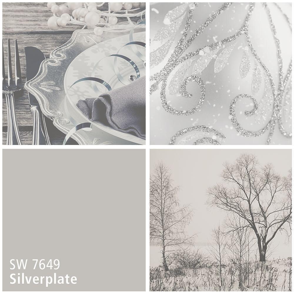 SW 7649 Silverplate