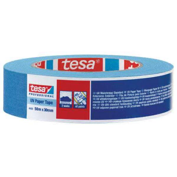 Синяя малярная лента tesa Professional 4435