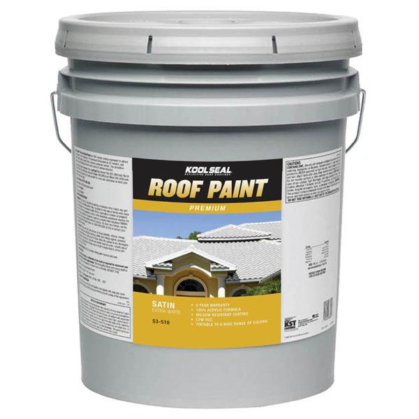 Краска для крыш Kool Seal Roof Paint Premium