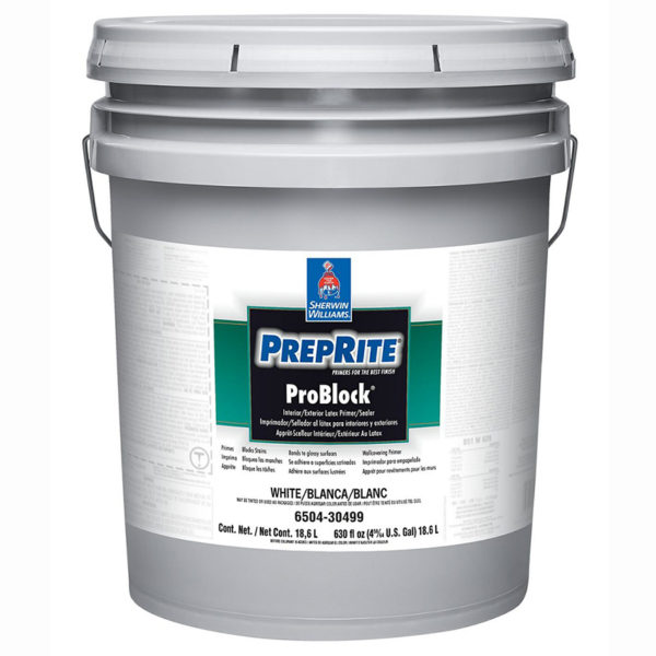 Sherwin-Williams PrepRite ProBlock