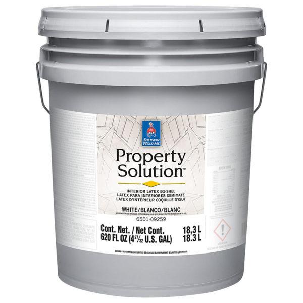 Sherwin-Williams Property Solution Interior Latex Eg-Shel
