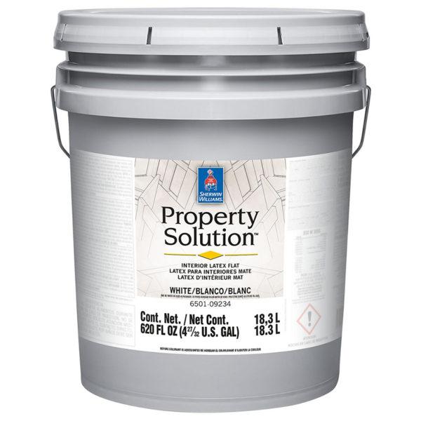 Sherwin-Williams Property Solution Interior Latex Flat